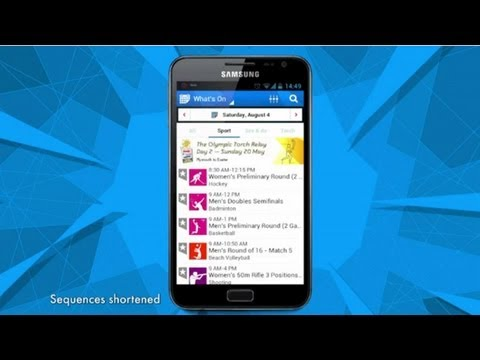The Official London 2012 Join In App - Free to download now!