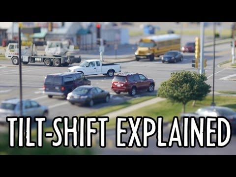 Tilt-Shift Lenses Explained / GoPro Hero2 Review / Live Show Next Week! : Indy News