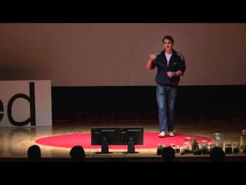 TEDxBled - Paul Ovtschinnikow - Impact Making by Not Taking NO for an Answer
