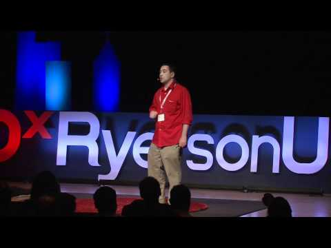 TEDxRyersonU - Josh Louie - Make Change a Reality
