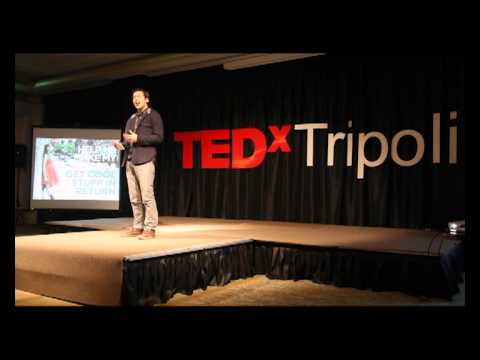 TEDxTripoli 2012 - Perry Chen