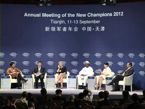 Tianjin 2012 - Sustainable Health Systems in the Future Economy