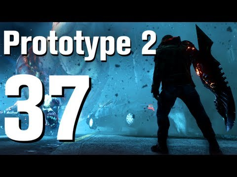 Prototype 2 Walkthrough Part 37 - Fly in the Ointment 2 of 2 [No Commentary / HD / Xbox 360]