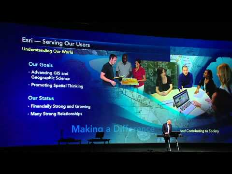 What's Next for Esri