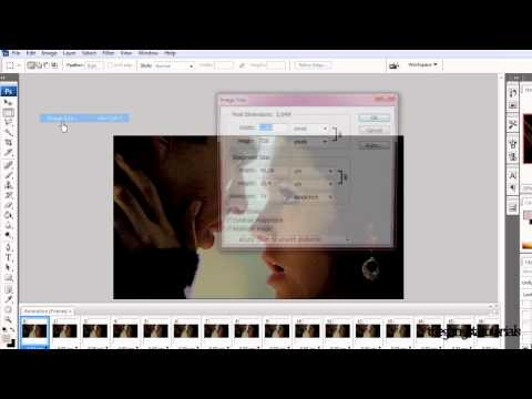 Sony Vegas+Photoshop Tutorial// Gif Type # 1(For Tumblr)