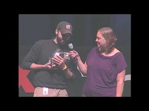 TEDxCincy - Shasta Bray - Connecting with Nature