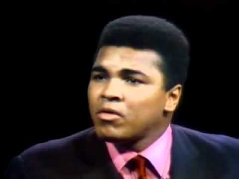 William F. Buckley Gives Muhammad Ali His Props (December 12, 1968)