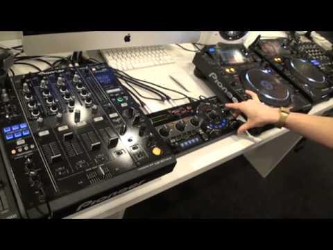 Pioneer RMX-1000 Remix station Frankfurt Messe 2012