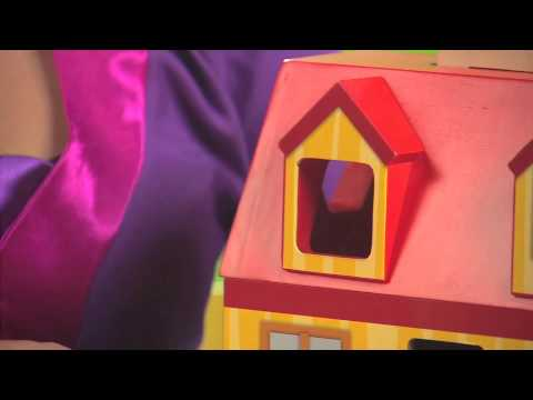 PBS KIDS Toys | Take-Along Shape Sorting House