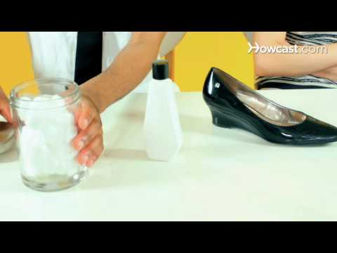 Quick Tips: Clean Patent Leather Shoe Stains