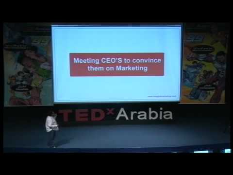 TEDxArabia talk-Said Aghil Baaghil - The Power of Belonging