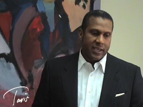 Tavis Smiley's Video Blog - 10/2/08 | PBS