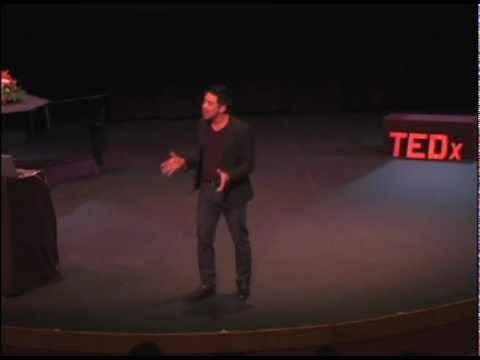 TEDxCalicoCanyon - Wesley Goo - Reinventing Yourself