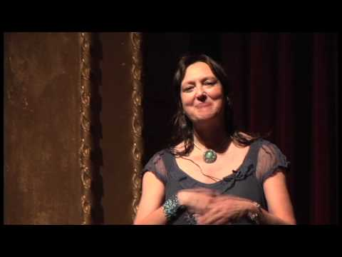 TEDxSelfDesignHigh - Rosalyn Grady - Thriving in the Dark Night of the Soul