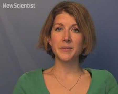 New Scientist video round-up - December 7, 2007