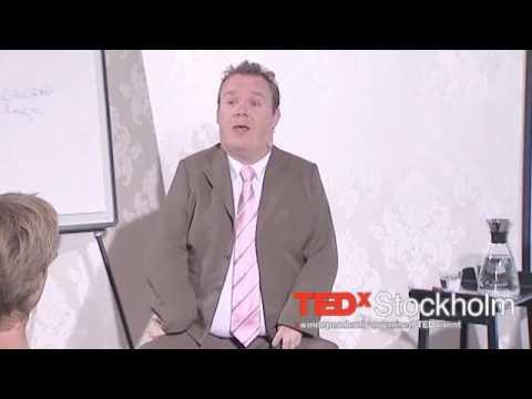 TEDxStockholm - David Lega - 6/6/09