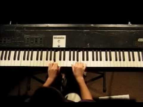 Piano Lesson - Hanon Finger Exercise #30