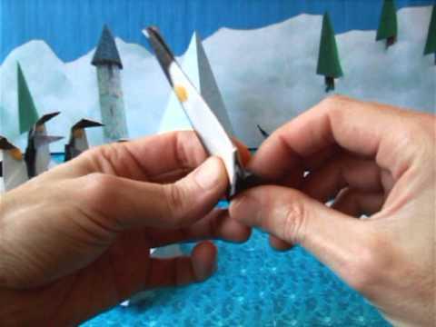 Origami Penguin (2010)