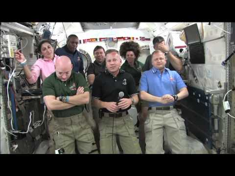 STS-133 Flight Day 4 Highlights: Spacewalk One Preparations