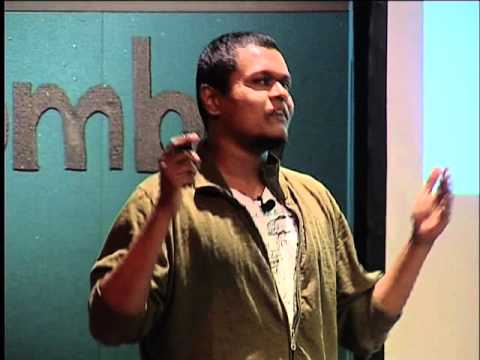 TEDxColombo - Rommel Arumugam - Thinking  Inside - Out the box