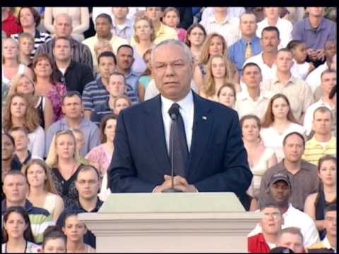 NATIONAL MEMORIAL DAY CONCERT | Gen. Colin Powell | PBS