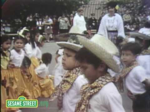 Sesame Street: Cinco de Mayo