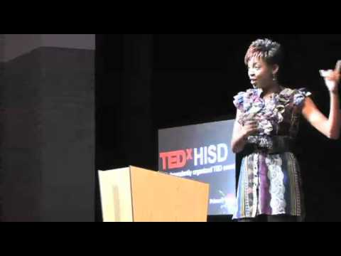 TEDxHISD - Jade Simmons - The Art of the Modern-Day Concert