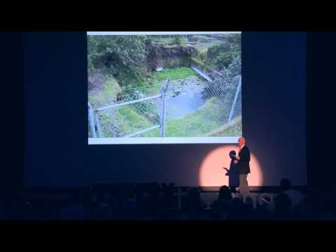 TEDxLansing-John O'malia: Water Supply, at 10,000 feet, in Ecuador's Andes Mountains