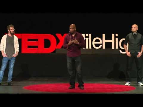 Volume Knob: Slam Nuba at TEDxMileHigh