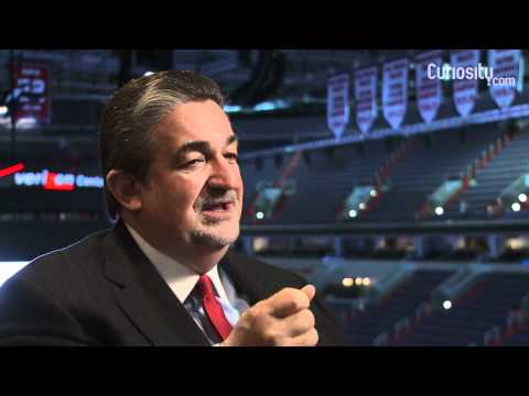 Ted Leonsis: Love of Sports