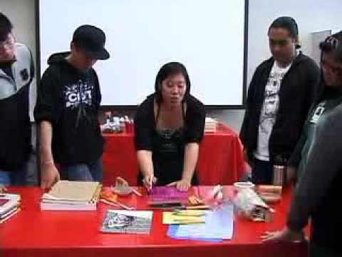 Woodblock Printmaking Workshop with Art Speak Youth