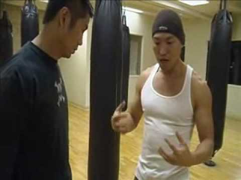 Wing Chun - Double Hand Chi Sau (basics) part 2