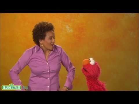 Sesame Street: Wanda Sykes-Elmo Says