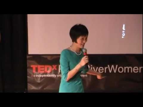 TEDxPearlRiverWomen - Kelly Yang - Role models for young girls