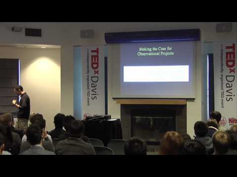 TEDxDavis-Lloyd Knox-A Sample Size of One