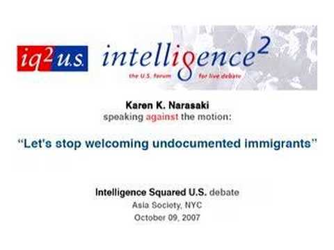 Undocumented Immigrant Debate: Preview