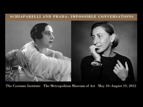 Schiaparelli and Prada: Impossible Conversations Gallery Views Narrated by Andrew Bolton, Curator