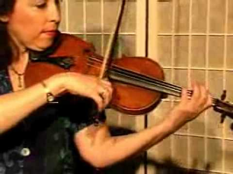 Violin Song Demo of German Folk Song - Must I Then?