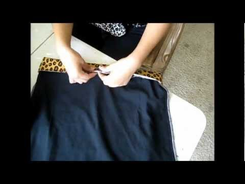 Sneak Peek! D.I.Y. Tutorial: How I Make Pencil Skirts Outta Shirts! by BettieJoe88