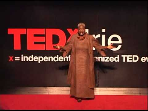 TEDxIrie -Professor Carolyn Cooper  - A Speck of Greatness:  Repositioning Brand Jamaica.