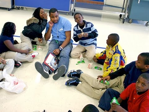 Social and Emotional Learning After-School Program Gives Kids Wings