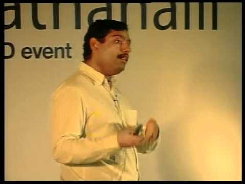 TEDxMarathahalli - Gautham Ravichander - Citizen participation in local government