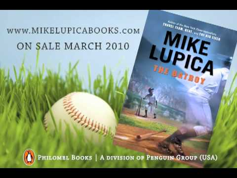 The Batboy by Mike Lupica book trailer