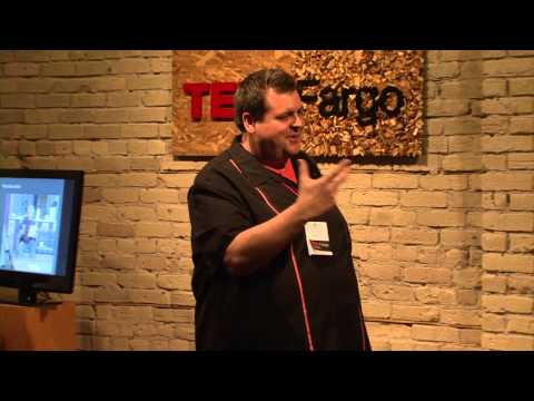 TEDxFargo: Michael Strand - The Spaces Between: Art, Craft and Humanity