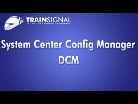 System Center Configuration Manager Training Demo - DCM Tutorial