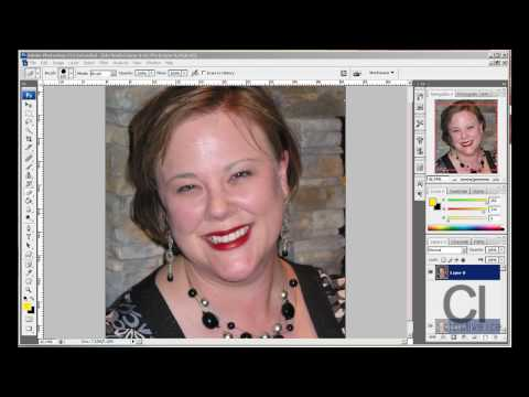 Photoshop Tutorials, Retouching Skin : How to Smooth Skin