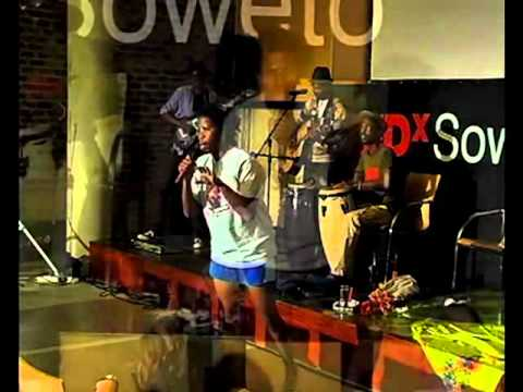 TEDxSoweto - The Brother Moves On