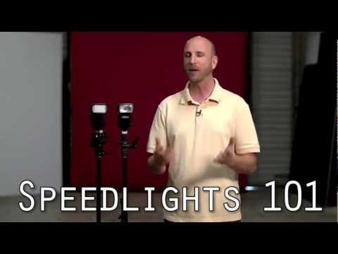 Speedlights 101: CreativeLIVE May 18-20