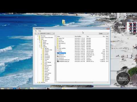 Recover Deleted, Lost or Altered Files From Volume Shadow Copies in Windows by Britec