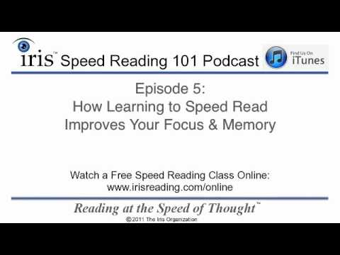 Speed Reading 101: How Learning to Speed Read Improves Your Focus and Memory
